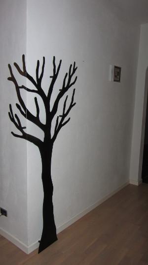 Træet-om-hjørne