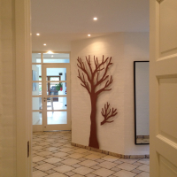 TøjTræ 2 meter