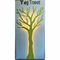 LED lys til montering på TøjTræet