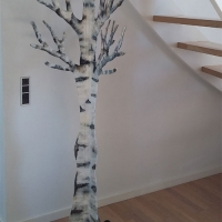 Stumtjener-birketræ