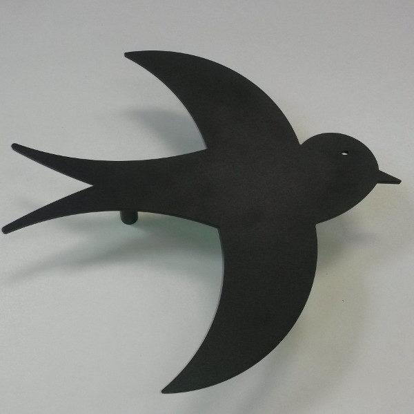 Fugle dekoration til væg.