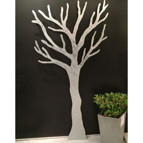 Galvaniseret træ