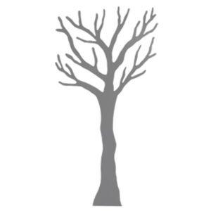 Knagerække grå