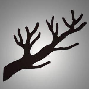 TøjTræet grenen LED lys