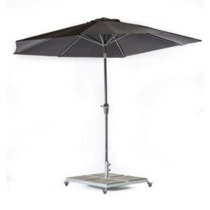 Parasolfod med parasol