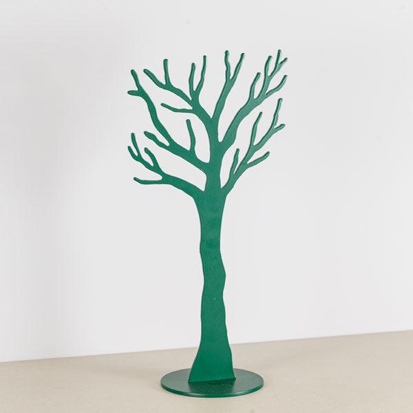 Smykketræ i grøn