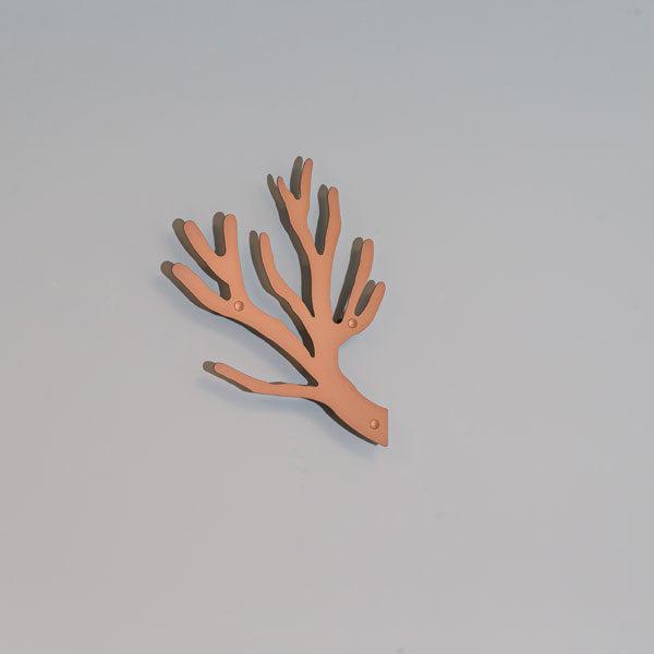 Knag kobber TøjTræet kvist