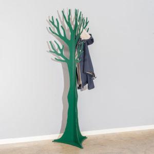 Stumtjener-grøn-med-jakke