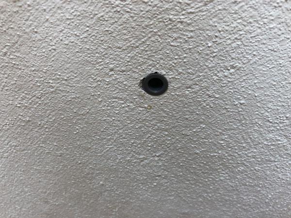 Rawplugs i væg
